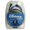 AC-CDD dual CD data cable 1,5 m