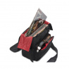 LP-BAG 40 II black/red