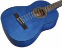 Klasická kytara CL-44 modrá
