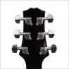 "Akustická 3/4 kytara ""mini jumbo"" SL29BK"