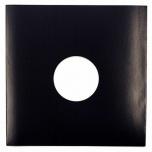 """Vnější papírový obal na 12"""" - černý"""