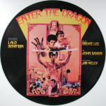 Enter The Dragon Soundtrack Picture LP