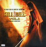 Kill Bill Vol.2 Soundtrack  LP