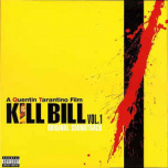 Kill Bill Vol.1 - Original Soundtrack  LP