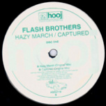 Hazy March / Captured Disc 1