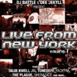 Live From New York Volume 1  LP