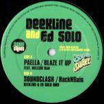 Jungle Cakes 10 - Paella - Blaze It Up / Soundclash - RackNRuin