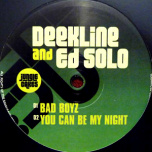 Jungle Cakes 15 - Bad Boyz / You Can Be My Night