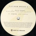 Metalheadz Platinum Breakz 4 LP Sampler