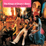 DJ Marky presents The Kings Of Drum + Bass  3xLP