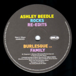 Ashley Beedle Rocks Re-Edits