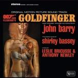 Goldfinger Original Soundtrack  LP