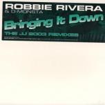 Bringing It Down - The JJ Remixes