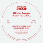 Whiskey Disco 41 - I Know You Care ep