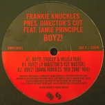 Boyz! Remixes