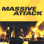 Massive Attack Live At Royal Albert Hall  2xLP