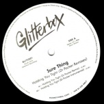 Glitterbox 001 - Holding Me Tight Remixes