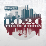 Kolour LTD - Tale Of 2 Cities  3xLP