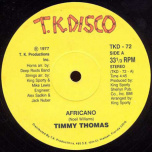 Africano / Funky Me / Why Cant We Live Together
