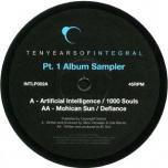 Ten Years Of Integral - Pt. 1 Album Sampler
