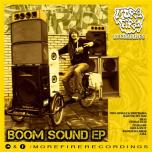 More Fire 04 - Boom Sound EP