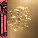 Woman World Wide  3xLP + 2xCD