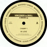 Whiskey Disco 60 - 4 Kicks EP