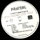 Padreal Instrumentals ! Battle LP !