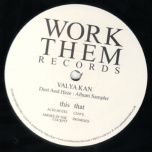 Work Them 40 - Dust And Haze: Album Sampler