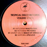Tropical Disco Edits Volume Seven