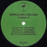 Tropical Disco Edits Volume Six