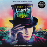 Charlie And The Chocolate Factory (Soundtrack)  2xLP