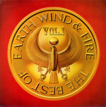 The Best Of Earth, Wind & Fire  LP