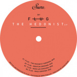 Suara 341 - The Hedonist EP