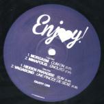 Enjoy 1209 - Sampler Dark Blue