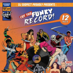 Cut The Funky Record  ! battle LP !