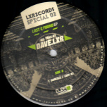 LX Special 02 - Lost & Found EP