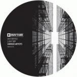 Planet Rhythm UK BLK 46 - Distorted Lights EP