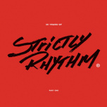 30 Years Of Strictly Rhythm Part One  2xLP
