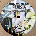 Rocksteady Disco16 - Drums From Detroit