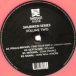 Shogun Audio 147 - Shuriken Series Volume Two