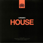Ministry Of Sound - [ Origins ] House  2xLP