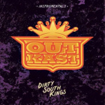 Outkast Dirty South Kings Instrumentals  2xLP