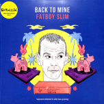 Fatboy Slim Back To Mine - Limited Yellow 2xLP