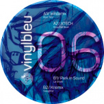 Vinyl Bleu 06