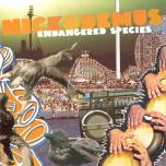 Nickodemus - Endangered Species  LP + 7inch
