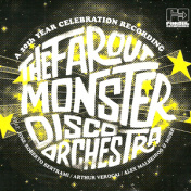 The FarOut Monster Disco Orchestra  2xLP