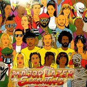 Major Lazer Essentials  3xLP + 2xCD
