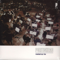 Portishead Roseland NYC Live  2xLP