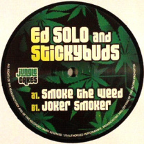 Jungle Cakes 17 - Smoke The Weed / Joker Smoker